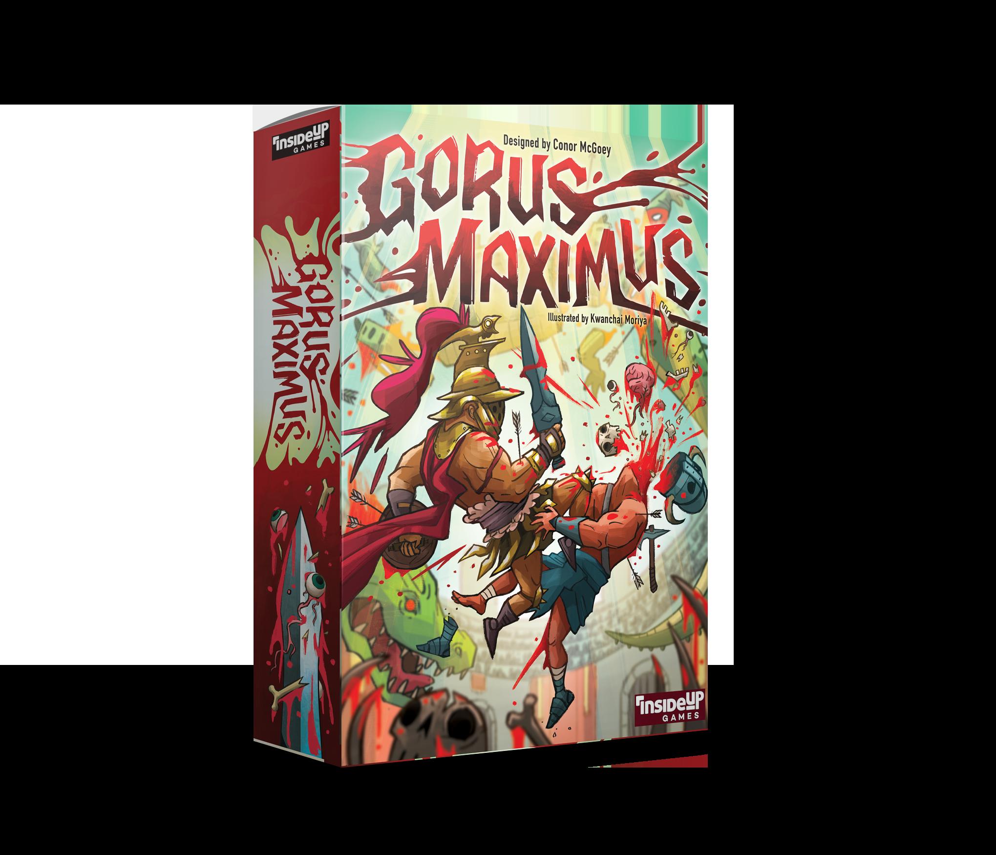 Gorus Maximus - Inside Up Games
