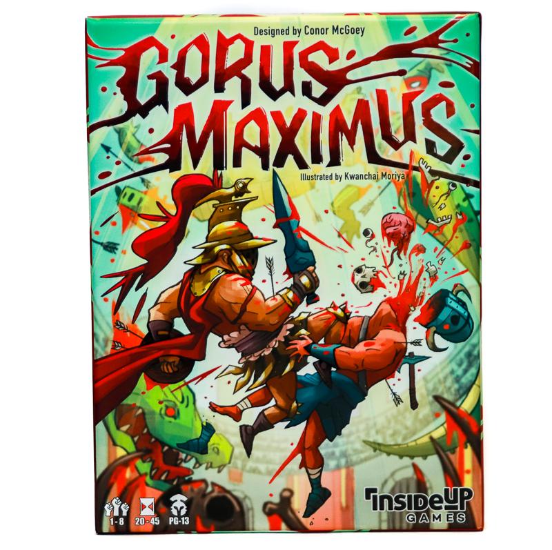 Gorus Maximus (En/Fr/De)