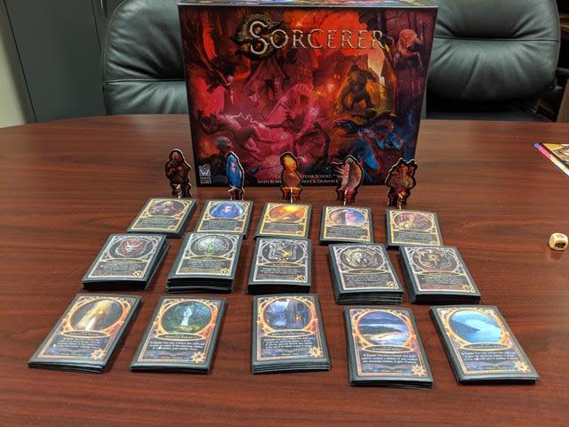 sorcerer review