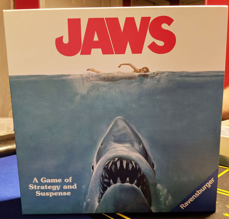 jaws board game