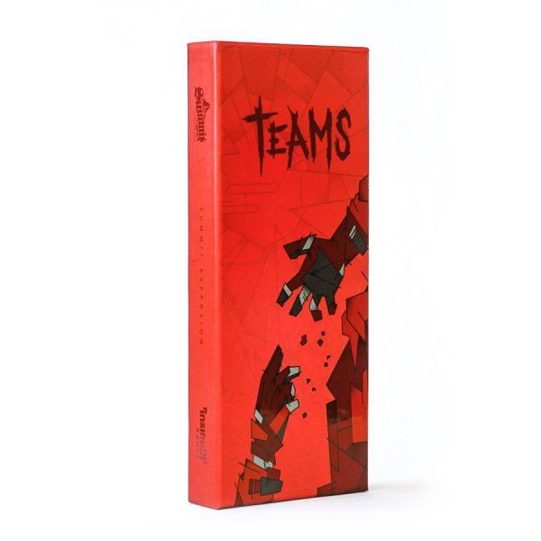 summit teams expansion