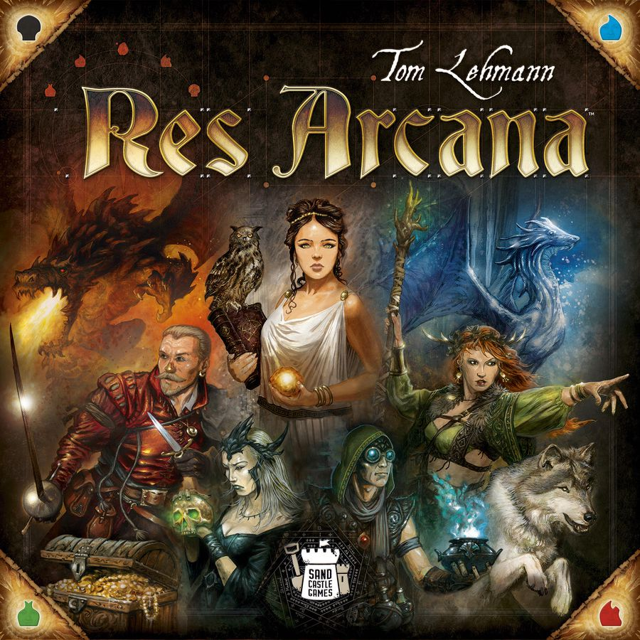 res arcana review